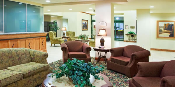 Holiday Inn Lobby